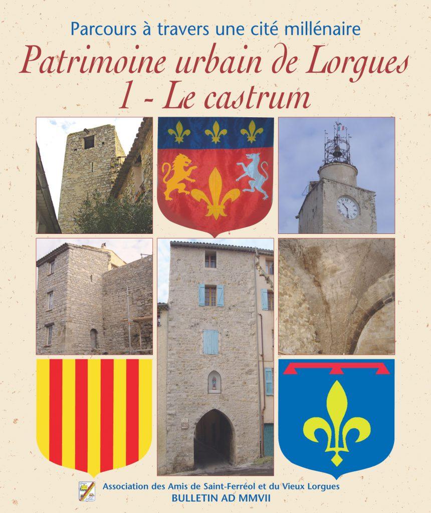 livre Lorgues castrum
